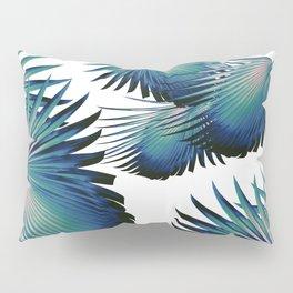 Fan Palm Leaves Paradise #1 #tropical #decor #art #society6 Pillow Sham