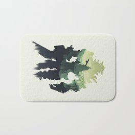 Shadow of the Colossus Bath Mat