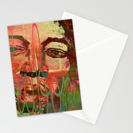 Coffee Shop Jimi Stationery Cards