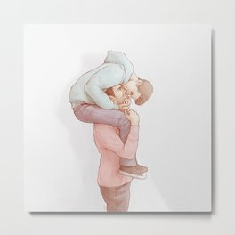 Valentines Day 2015 Metal Print