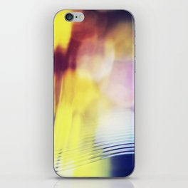 City lights - Abstract Photography iPhone Skin