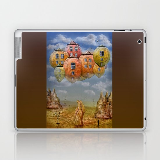 Sweet Home Laptop & iPad Skin