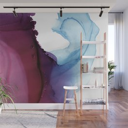 Shades of Purple Wall Mural