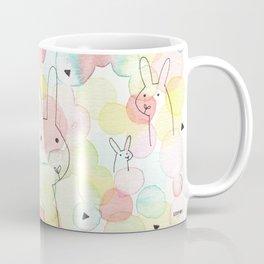 50 Shades Of Bunny Coffee Mug