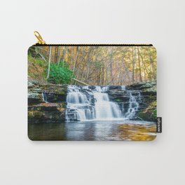 Fall Falls Carry-All Pouch