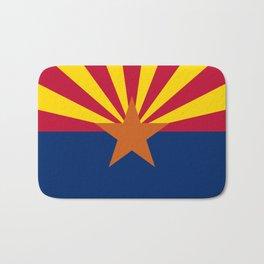 Arizona: Arizona State Flag Bath Mat