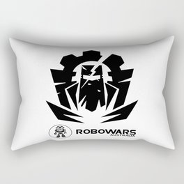 Robowars STAFF COMPETITOR Rectangular Pillow