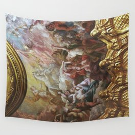 Part of the old Wall Tapestry
