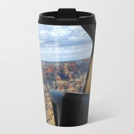 Take The Day and Fly - Part II Metal Travel Mug
