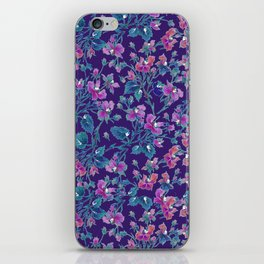 sophia roses by the sea iPhone Skin