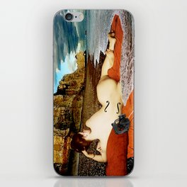 Safe Upon the Shore iPhone Skin