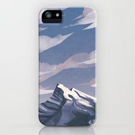 Mountain Light iPhone Case