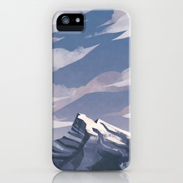 Mountain Light iPhone Case