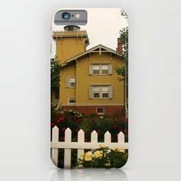 Hereford Light In North Wildwood iPhone Case