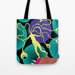 Walking on a Dream Tote Bag