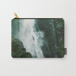 Milford Sound Waterfall Carry-All Pouch