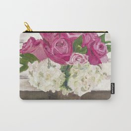Sweetheart Bouquet Carry-All Pouch