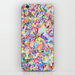 No Ugly Colors iPhone Skin