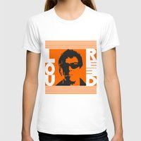 lou reed T-shirts featuring Lou Reed by Silvio Ledbetter