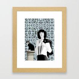 Catty Smith Framed Art Print