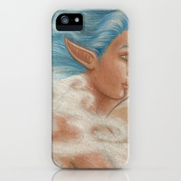 The Wind Goddess iPhone Case
