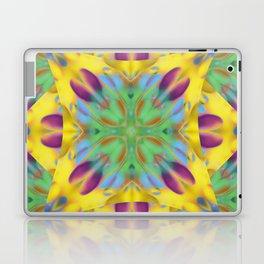 Kaleidoscope Bubbles Laptop & iPad Skin