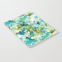 Local Color (Teal) Notebook