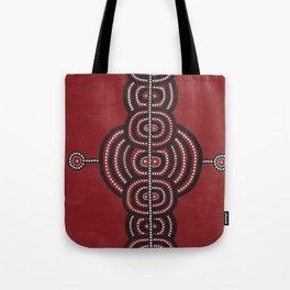 """Uluru"" by ICA PAVON Tote Bag"