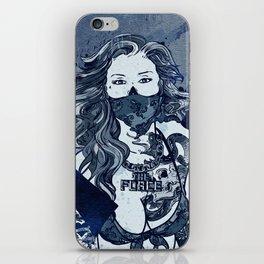 Westside Leia iPhone Skin