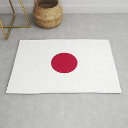 Flag: Japan Rug