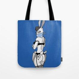 Sexy Rabbit Tote Bag