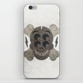 Skully iPhone Skin