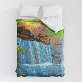 River Monster Comforters