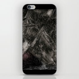 flesh wound iPhone Skin