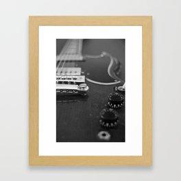 Classic Gibson 3 Framed Art Print