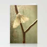 moth Stationery Cards featuring moth by Nature In Art...