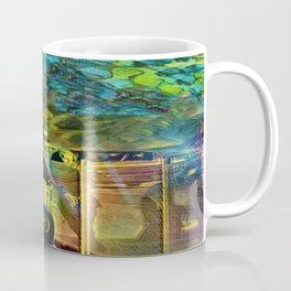 A Nightly Pull Over:The Casual Affair Coffee Mug