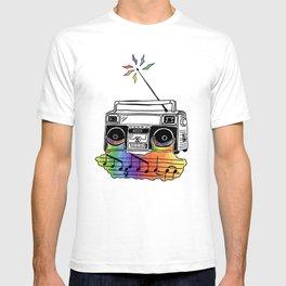 Radio Tears // Drawing by Alex T-shirt