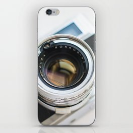 Lente iPhone Skin