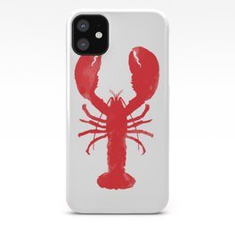 Watercolor Lobster iPhone Case
