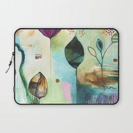 """Abundance"" Original Painting by Flora Bowley  Laptop Sleeve"