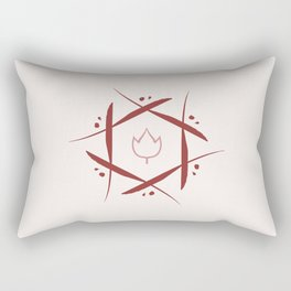 Forest Sign Rectangular Pillow