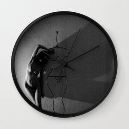 danse Wall Clock