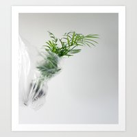 plant Art Prints featuring Plant by George Griefy