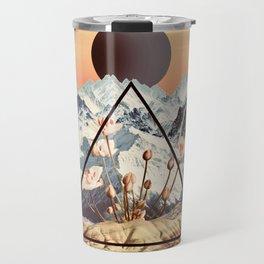 Desert Orchid Travel Mug