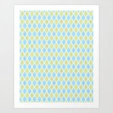 Pattern 06 Art Print