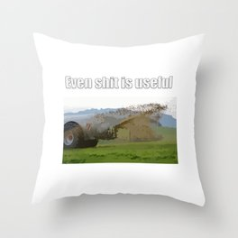 What About You? Throw Pillow
