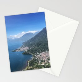 Guatemala La Nariz del Indio Stationery Cards