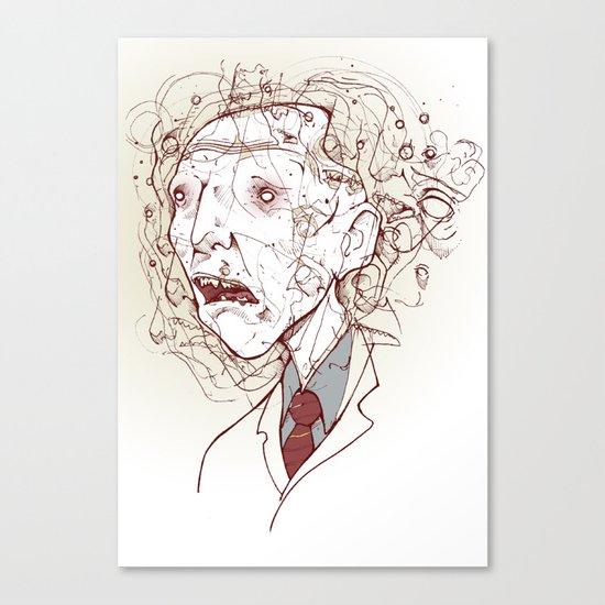DR. Canvas Print