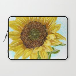 Sunflower at Mom's Place Laptop Sleeve
